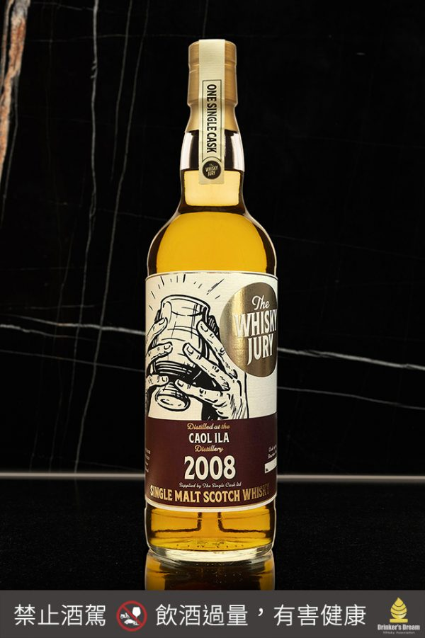 The Whisky Jury Caol Ila 2008 Bourbon Hogshead