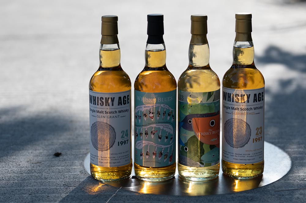 The Whisky Blues & Whisky AGE